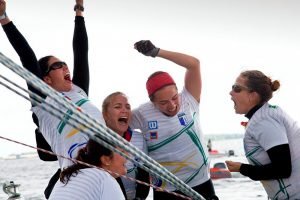 Brazilcrew in Middelfart: Nations Cup gewonnen