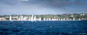 OK Dinghy worlds Barbados 2017