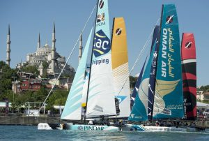 Extreme40 in Istanbul 2012