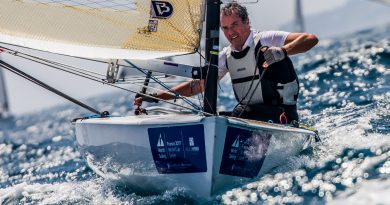Joaquín Blanco awarded Finn Gold Cup 40 years late