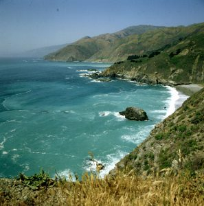 San Francisco Big Sur 1986
