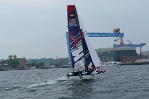Red Bull Foiling Generation Kiel