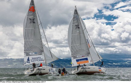 Matchrace Germany 04.06.