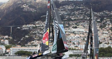 Madeira Islands 2016 - Day three - Red Bull Sailing Team