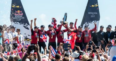 Red Bull Youth AmericaÕs Cup - Prize Giving