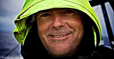 Team Brunel. Day 17. Bouwe Bekking