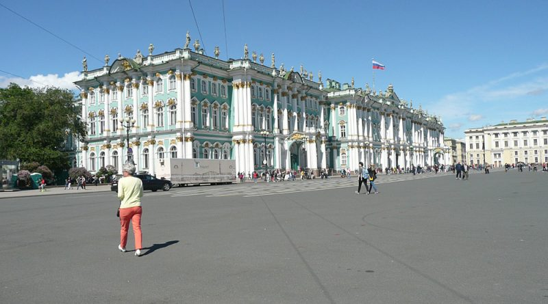 St.Petersburg-Winterpalast