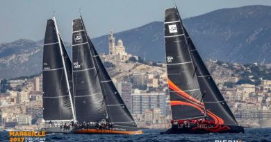 In IRC Zero local favourites Team Vision Future beat the powerful international crew on Phoenix by just one point © Pierik Jeannoutot