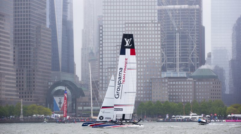 America's Cup, New York, Team FRANCE, World Series 2016,