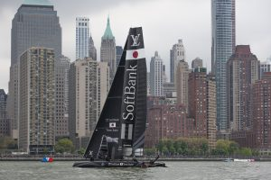America's Cup, New York, 2017