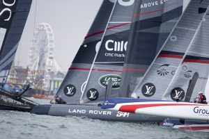 America's Cup, Land Rover BAR, Portsmouth, Team FRANCE,