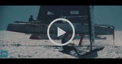 On Thursday, July 6th, sailing begins at the first Foiling Foilingvideo Garda 0307