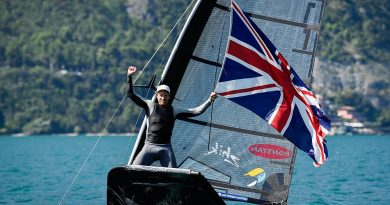 Paul Goodison wins 2017 Moth Worlds title