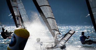 Foiling Week Garda Day2