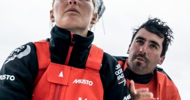 mixed crew for Volvo 2017