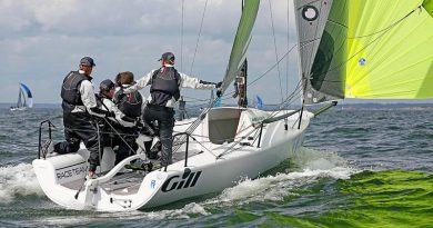 2017 Melges 24 European Sailing Season i