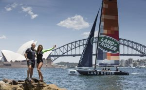 Extreme Sailing Series 2015 Sydney