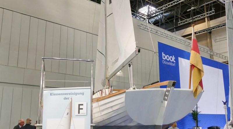 Wassersportmesse Boot in Düsseldorf 2019