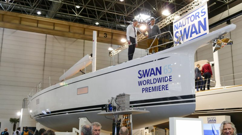 Wassersportmesse Boot in Düsseldorf 2019