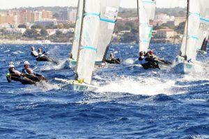 49erFX - 50th Trofeo Princesa Sofia - Mallorca