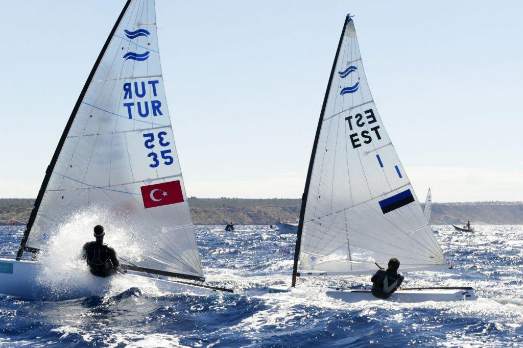 Finn Dinghy - 50th Trofeo Princesa Sofia - Mallorca