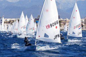 Laser - 50th Trofeo Princesa Sofia - Mallorca