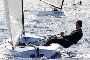 Finn Dinghy - 50th Trofeo Princesa Sofia - Mallorca