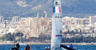Nacra 17 - 50th Trofeo Princesa Sofia - Mallorca