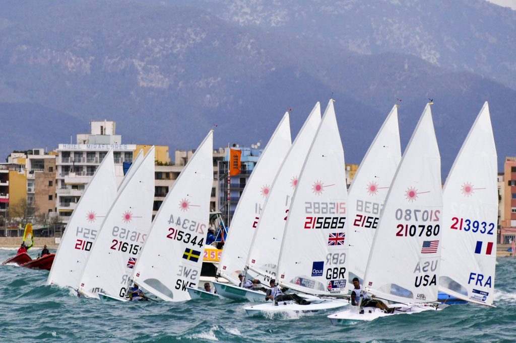 Laser - 50th Trofeo Princesa Sofia - Medal Races