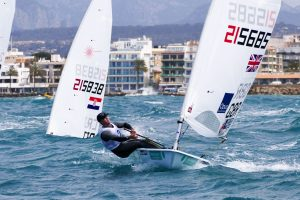Laser - 50th Trofeo Princesa Sofia - Medal Races