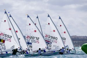 Laser Radial - 50th Trofeo Princesa Sofia - Medal Races
