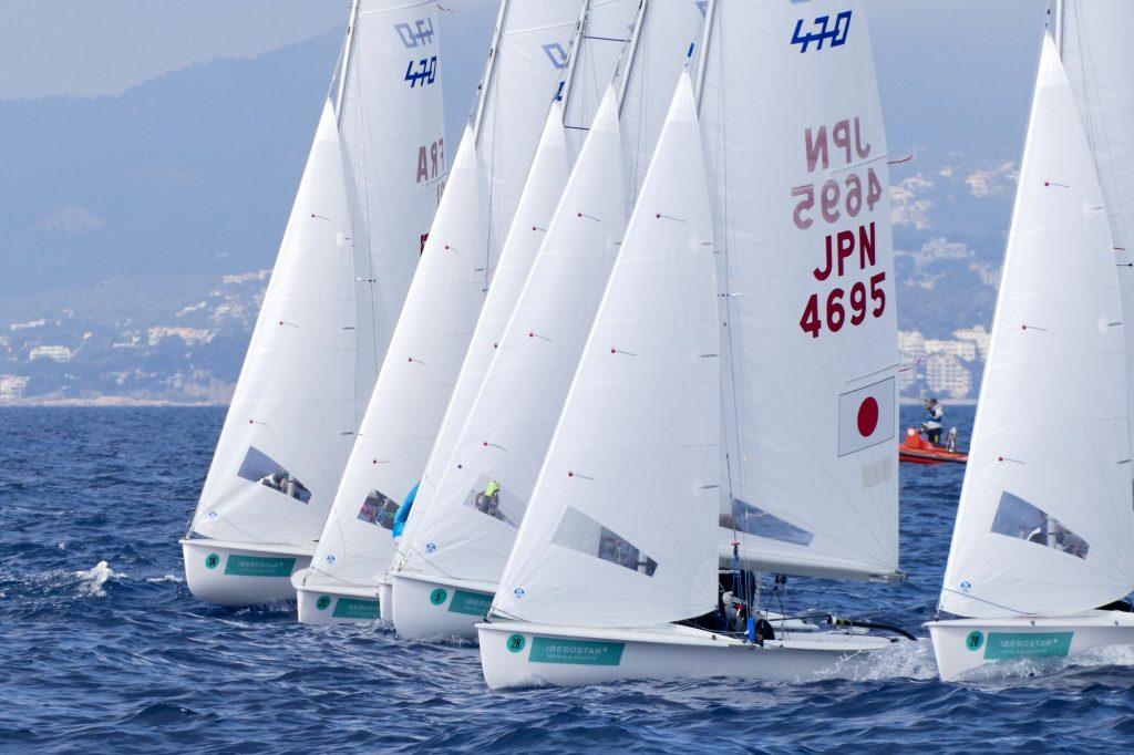 470 - 50th Trofeo Princesa Sofia - Mallorca