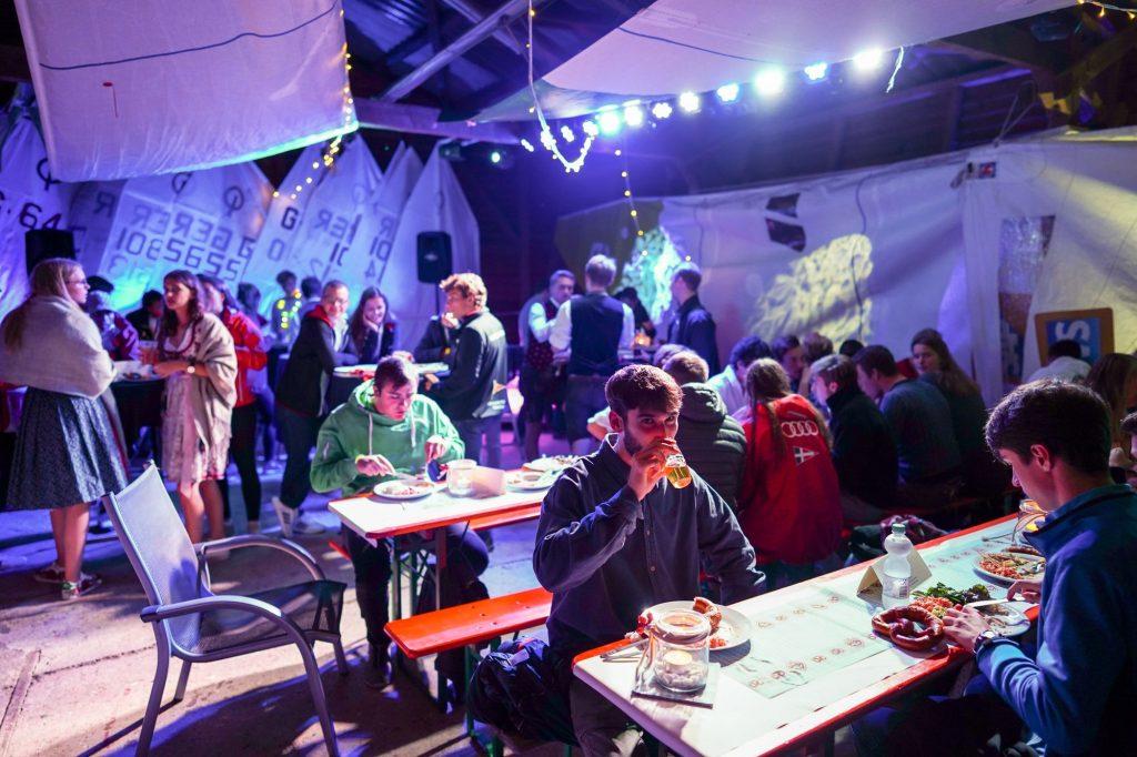 Bayerischer Abend - DJSL 2019 Finale Möhnesee