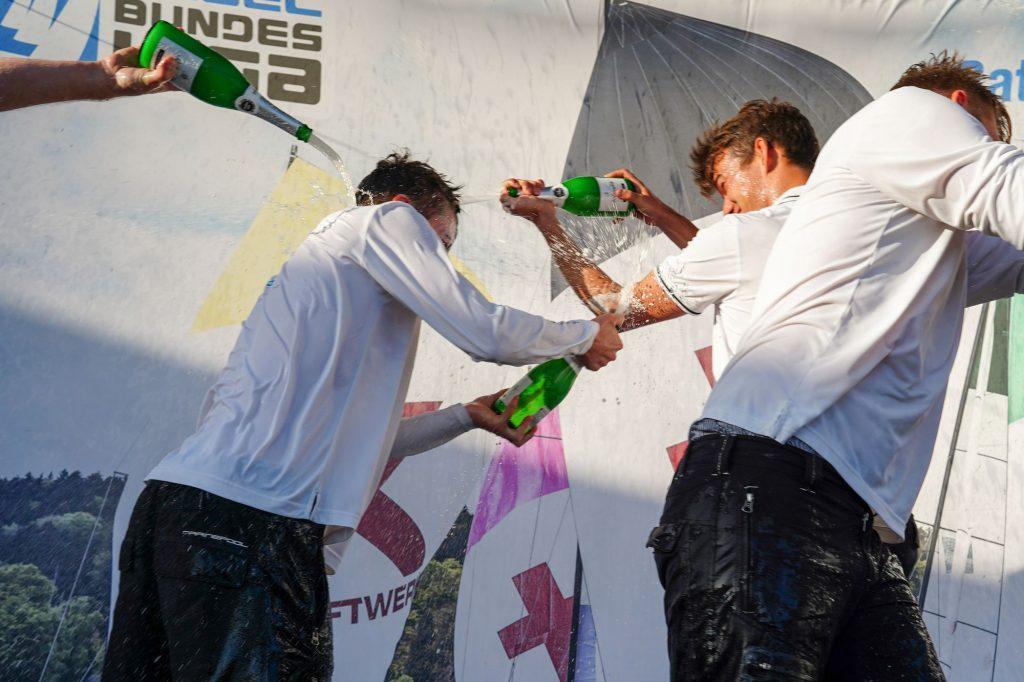 Sieger des Act4 - DJSL 2019 Finale Möhnesee