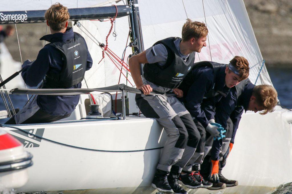 Team Bayerischer Yachtclub - DJSL 2019 Finale Möhnesee