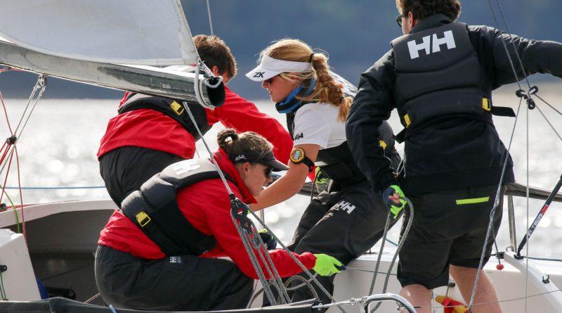 Team Berliner Yacht-Club - DJSL 2019 Finale Möhnesee