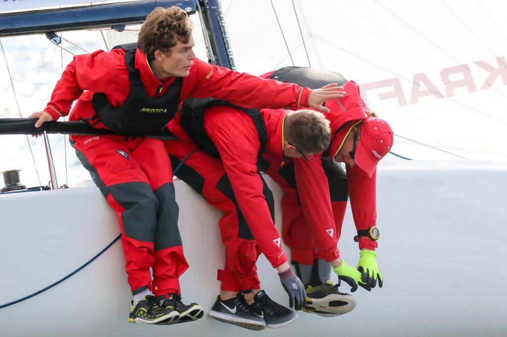 Team Bodensee Yacht-Club Überlingen - DJSL 2019 Finale Möhnesee