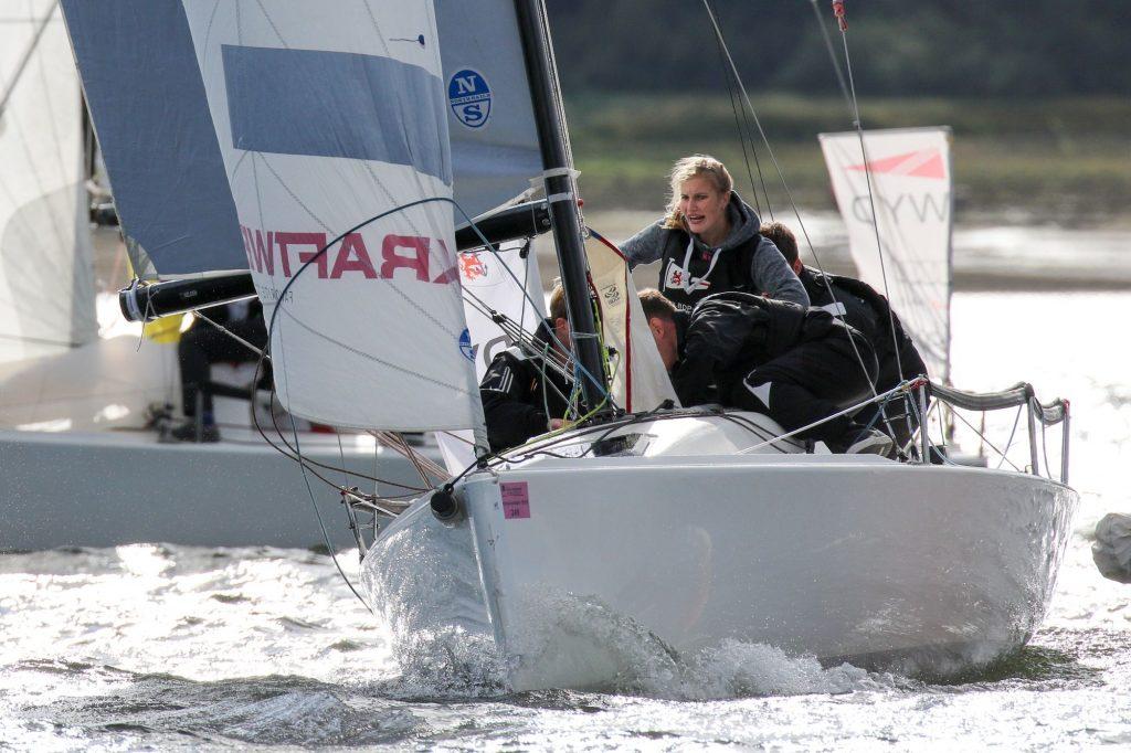 Team Düsseldorfer Yachtclub - DJSL 2019 Finale Möhnesee