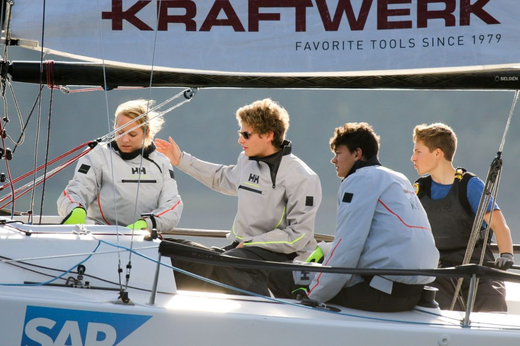Team Kieler Yacht-Club - DJSL 2019 Finale Möhnesee
