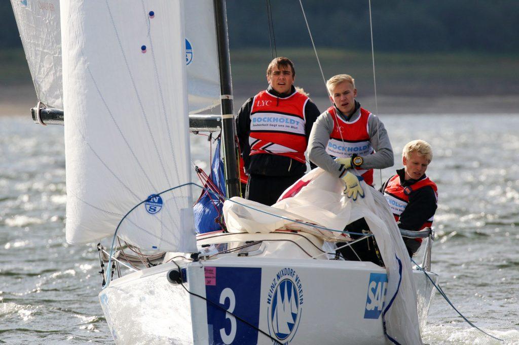 Team Lübecker Yacht-Club - DJSL 2019 Finale Möhnesee
