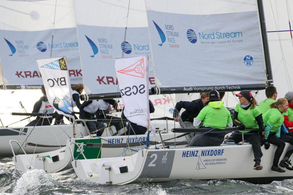 Team Segelclub Salzgitter - DJSL 2019 Finale Möhnesee