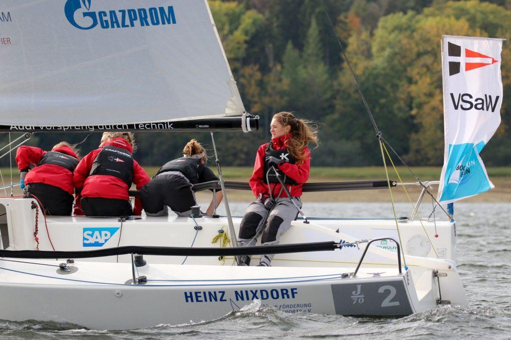 Segelteam 2 Verein Seglerhaus am Wannsee - DJSL 2019 Finale Möhnesee