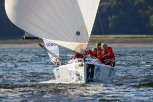 Mixed Segelteam Verein Seglerhaus am Wannsee - DJSL 2019 Finale Möhnesee