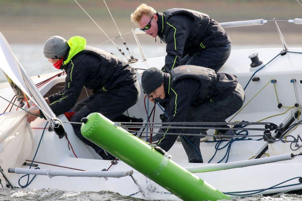 Team Württembergischer Yacht Club - DJSL 2019 Finale Möhnesee