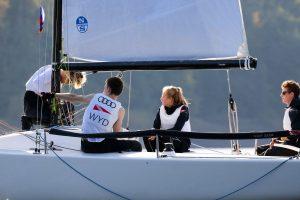 Team Westfälischer Yachtclub Delecke - DJSL 2019 Finale Möhnesee