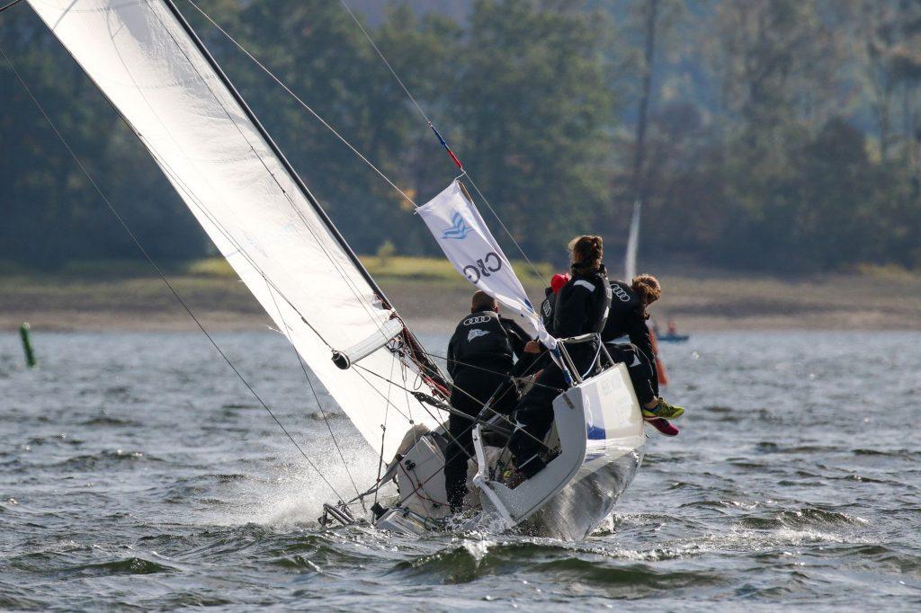 Team Yacht-Club Berlin Grünau - DJSL 2019 Finale Möhnesee