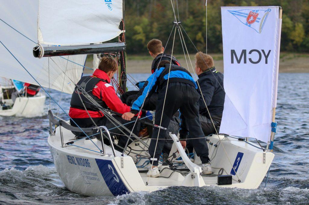 Team Yachtclub Möhnesee - DJSL 2019 Finale Möhnesee