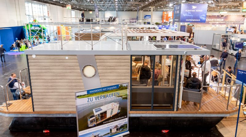 Wassersportmesse Boot in Düsseldorf 2020