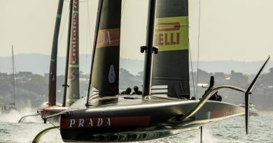 Video Highlights 3 Tag PRADA America's Cup World Series