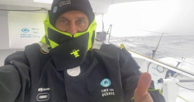 Vendee Globe2020: Stephane Le Diraison / Time for Oceans im Ziel !